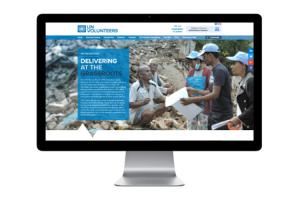 UN Volunteers online Annual Report - UN Volunteers online Annual Report