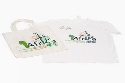 Display Tshirts And Bags
