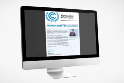 UNFCCC e-Newsletter