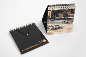 Display Calendars