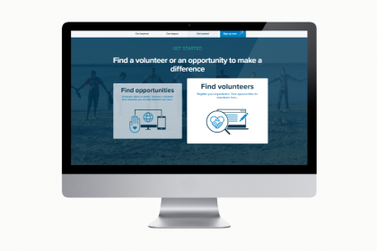 UN Volunteers online volunteering platform