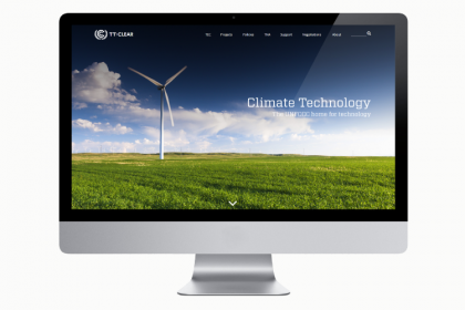 TT:CLEAR Website for UNFCCC