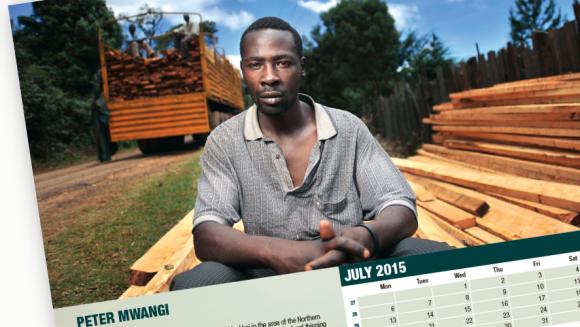 UNEP/Kenya Water Towers Agency – MAU Initiative - UNEP/Kenya Water Towers Agency – MAU Initiative