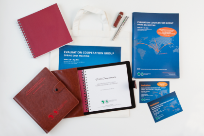 AfDB – Merchandise for a conference
