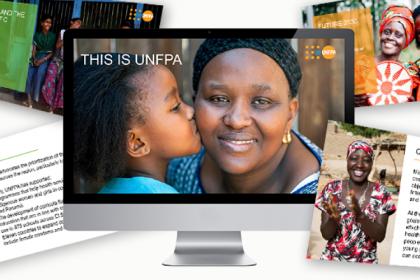UNFPA Template Design