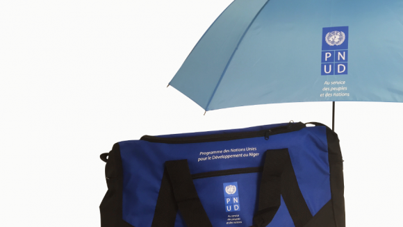 Promotional Items Package For Undp