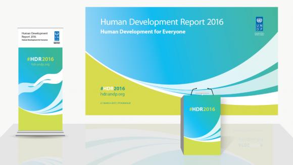 UNDP HDR 2016 - UNDP HDR 2016