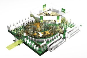 Pavilion Feature
