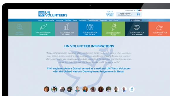 UNV Online Annual Report 2016 - UNV Online Annual Report 2016