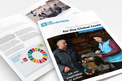 UN Volunteers Annual Report 2017