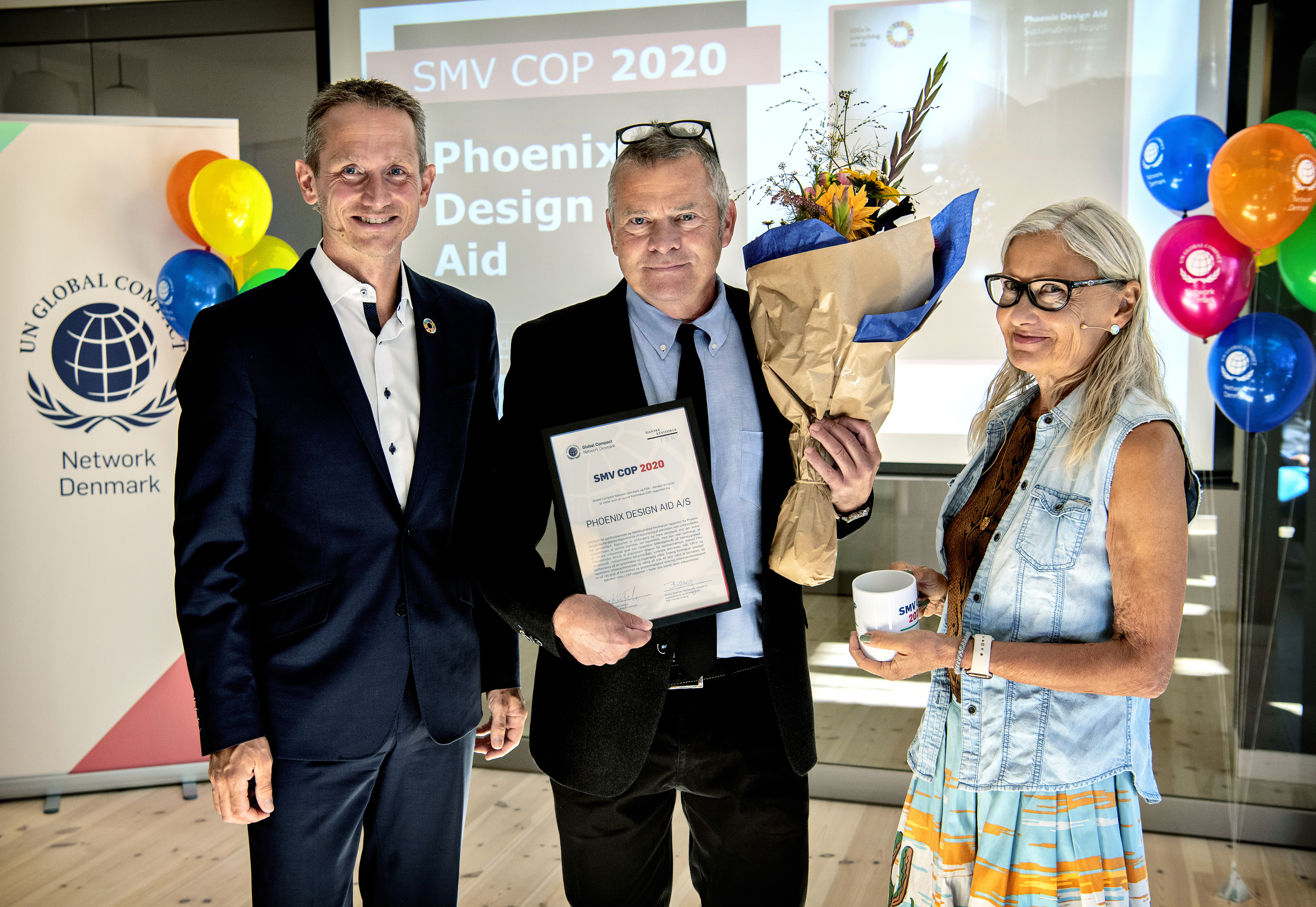 SME COP 2020: Phoenix Design Aid selected as one of Denmark's best